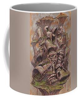 The Ridgerest Pile Coffee Mug