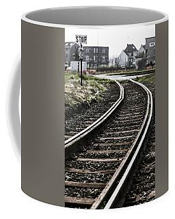 The Right Track? Coffee Mug