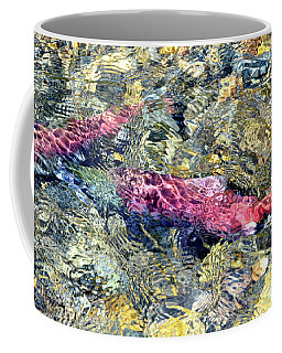 Coffee Mug featuring the photograph The Ripple Effect by David Lawson