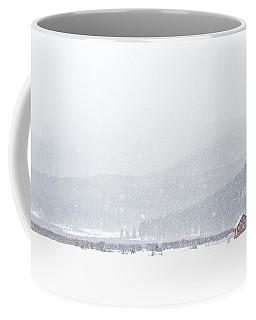 The Rise Of Winter Coffee Mug