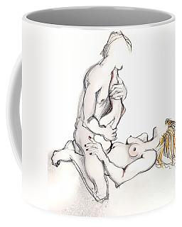 The Rising - Kama Sutra Coffee Mug