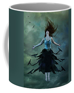 The Rising Coffee Mug