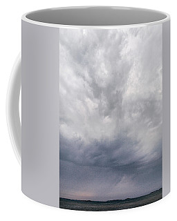 Coffee Mug featuring the photograph The Rising Storm 2 by Jouko Lehto