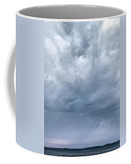 Coffee Mug featuring the photograph The Rising Storm by Jouko Lehto