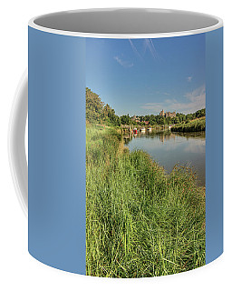 The River Arun - Arundel, West Sussex, Southern England, Uk. Coffee Mug