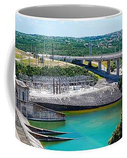 The River Flows Coffee Mug