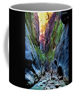 The Riverbend Coffee Mug
