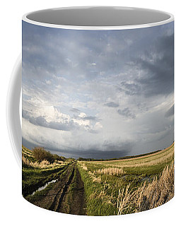 The Road Is Never Easy Coffee Mug