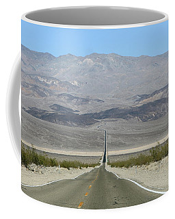 Coffee Mug featuring the photograph The Road Less Traveled by Brandy Little