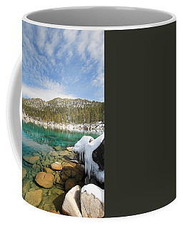 Coffee Mug featuring the photograph The Road Less Traveled by Sean Sarsfield