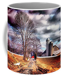 The Road To Farmville Coffee Mug
