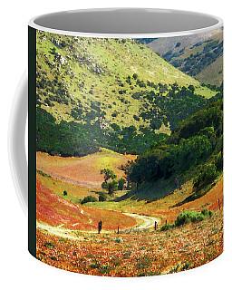 The Road To Fish Camp Coffee Mug