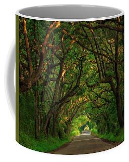 The Road To Heven  Coffee Mug