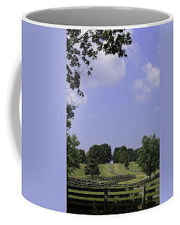 The Road To Lynchburg From Appomattox Virginia Coffee Mug
