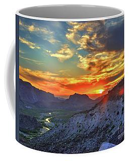 The Road To Presidio Coffee Mug