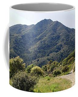 The Road To Tamalpais Coffee Mug