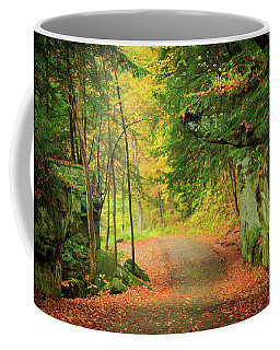 The Road To The Mill  Coffee Mug