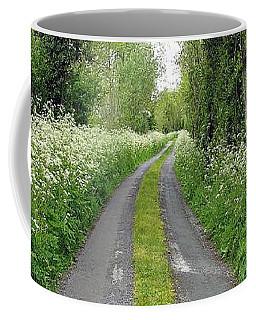 The Road To The Wood Coffee Mug