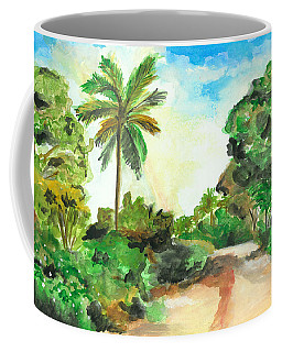 The Road To Tiwi Coffee Mug