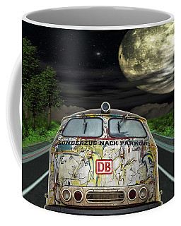The Road Trip Coffee Mug