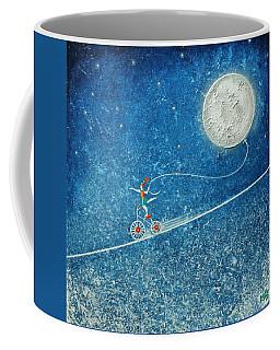 The Robbery Of The Moon Coffee Mug