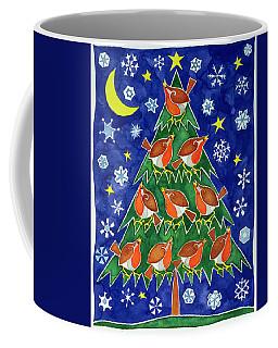 The Robins Chorus Coffee Mug