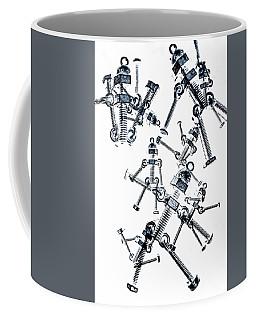 The Robot Dance Coffee Mug