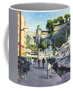 The Rock Ahead Coffee Mug
