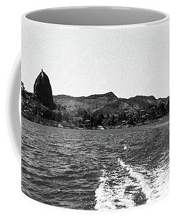 The Rock Of Guatape Coffee Mug