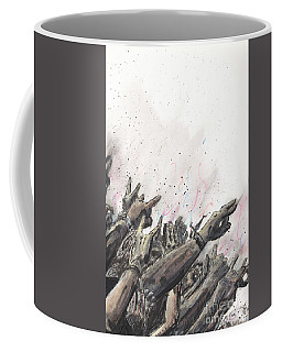 The Rock Show Coffee Mug