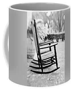 The Rocker - Bw Coffee Mug