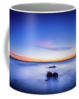 The Rocks Before Sunrise. Coffee Mug