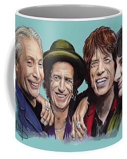 The Rolling Tongues Coffee Mug