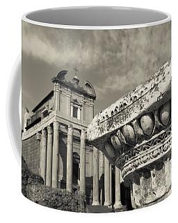 The Roman Forum Coffee Mug
