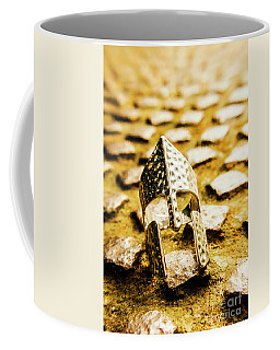 The Roman Pavement Coffee Mug