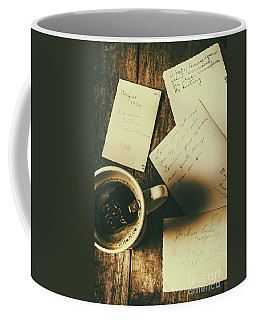 The Romantic Writers Loft Coffee Mug