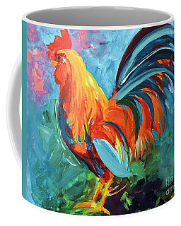The Rooster Coffee Mug