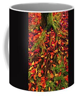 The Root Of Fall Coffee Mug