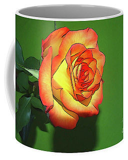 The Rose 4 Coffee Mug