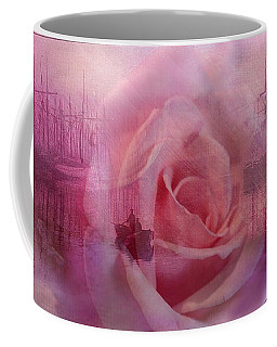 The Rose And The Sea Coffee Mug