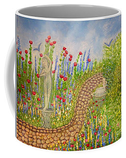 The Rose Dancer Garden Of Victorian Delight Coffee Mug