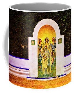 The Rose In The Garden - Seville Coffee Mug