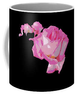 Coffee Mug featuring the photograph The Rose 1 by Leanne Seymour