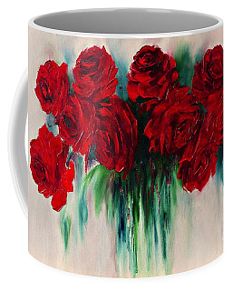 The Roses Of My Summer Coffee Mug