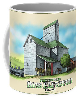 The Ross Elevator Coffee Mug