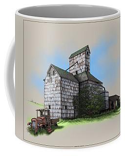 The Ross Elevator Version 5 Coffee Mug
