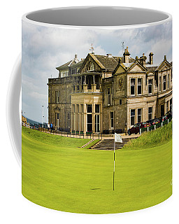 The Royal And Ancient Golf Club Of St Andrews Coffee Mug