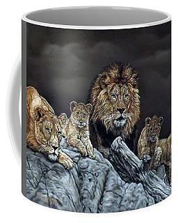 The Royal Family Coffee Mug