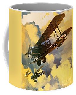 The Royal Flying Corps Coffee Mug