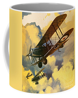 The Royal Flying Corps Coffee Mug